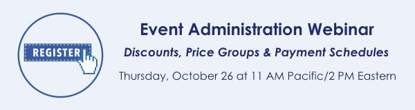 WEBINAR: Understanding Discounts, Price Groups & Price Schedules