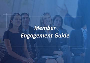 Use membership renewal letters in your member engagement guide.