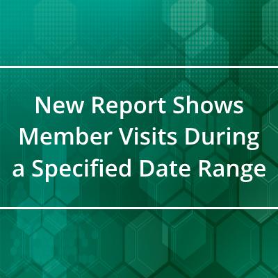 New Member Attendance Report